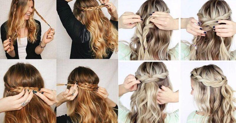 Účesy z dlouhých vlasů ce5420b535